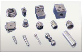 Aluminium Turned Parts Components